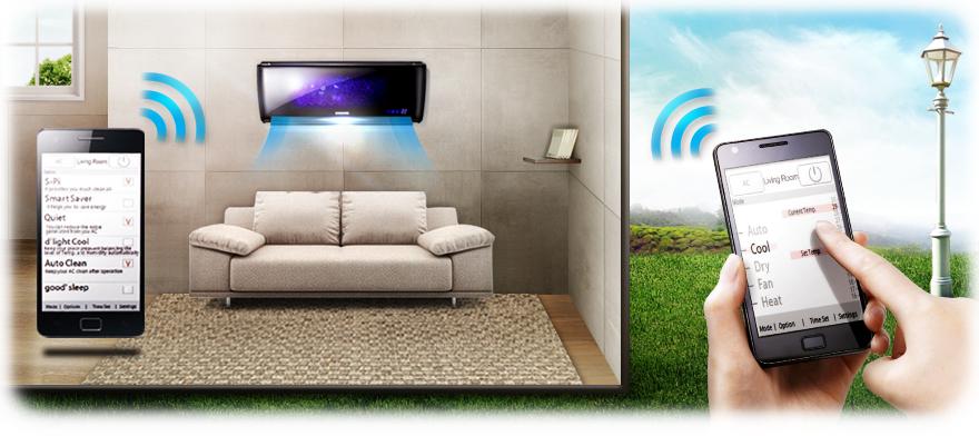 Samsung klima schweiz